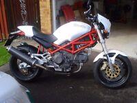 Ducati Monster 900 Dark 2000