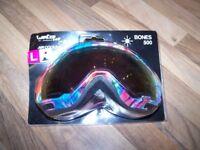 WED'ZE Bones 500 Ski/Snowboard Mask - Brand New, in unopened packaging