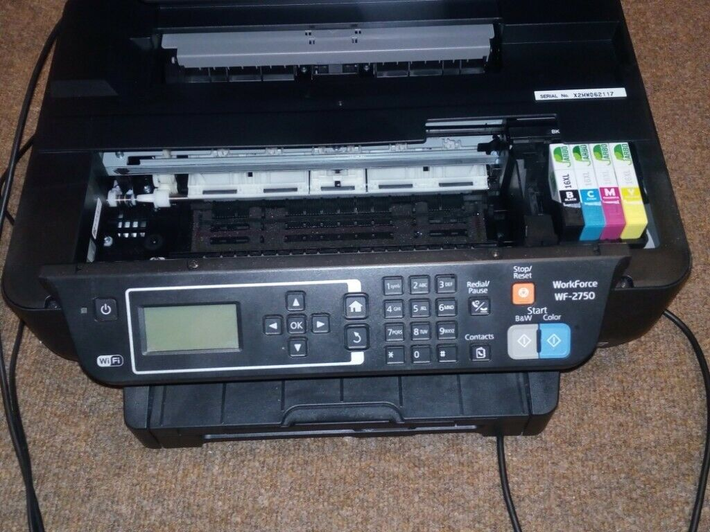 Epson Printer WF-2750 | in Huddersfield, West Yorkshire | Gumtree