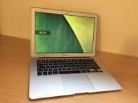 Macbook Air 13-inch Mid 2012 model, no damage, but leather case included, open to offers on price