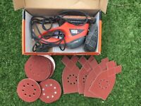 Black and Decker sander KA 226