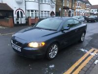 Volvo C70 2.4 AUTOMATIC Convertible**Very Low Mileage WITH FULL SERVICE HISTOY**New MOT**