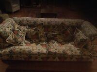 John Lewis Paterned 5 Seater Sofa