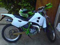 Gilera GSM / HaK Motorcycle Project (Spares or Repairs)