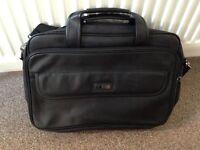 Laptop bag new black