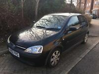 Vauxhall Corsa - Black £650