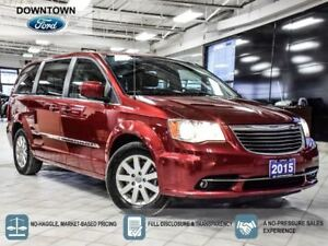 2015 Chrysler Town & Country Touring, Low Mileage , DVD, Stow &