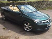 Vauxhall Astra Twintop 1.8 Sport