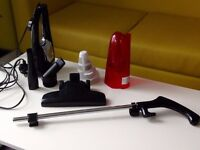 Duronic VC6 /B [ A Class] Bagless Upright Handheld Stick Vac / Vacuum Cleaner
