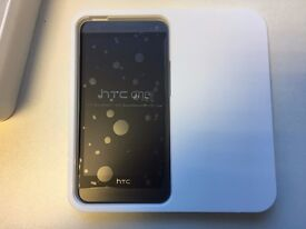 HTC One M7 in box with all accessories SIM FREE UNLOCKED