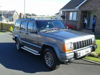 looking for jeep cherokee xj 4.0