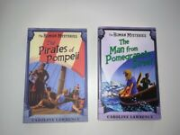 The Pirates of Pompeii and The Man from Pomegranate Street