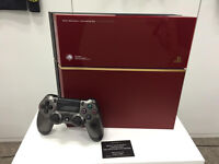 LTD EDITION METAL GEAR SOLID 5 PS4 THE PHANTOM PAIN CONSOLE AND CONTROLLER