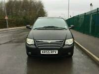 Chrysler Grand Voyage 2.8 Diesel (Stowe & Go) fully loaded specs
