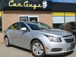 2014 Chevrolet Cruze 1LT - Low KM!! BU Cam, Bluetooth
