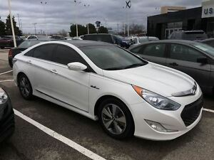 2011 Hyundai Sonata Hybrid,Leather,Roof,Navigation!!