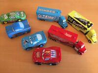 Disney Cars Movie Toy Bundle