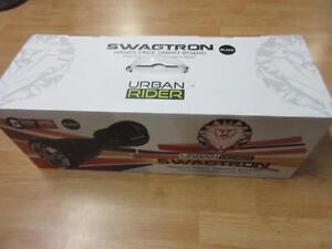 Swagtron - Urban Rider Self-Balancing Scooter - Black