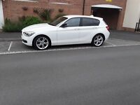 BMW 116d Sport in excellent condition