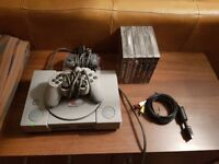 Playstation 1 Original with all cables and 6 Games
