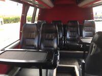 Excecutive 16 Seater Minibus