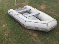 Rib boat 10 ft
