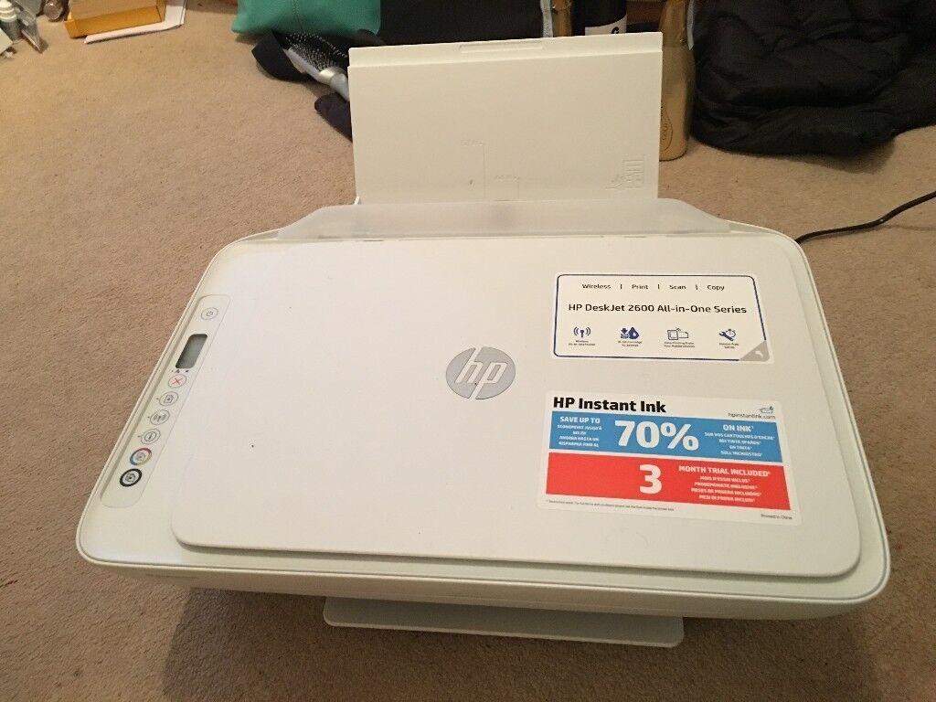 Hp Printer Scanner Deskjet 2600 In Westbury Park