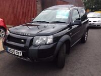 LAND ROVER FREELANDER 1.8 E HARD TOP 3DR - FRESH MOT WITH THIS