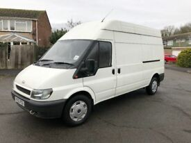FORD TRANSIT 350 HIGH ROOF LWB