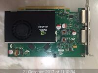 Nvidia FX 380 Video / Graphics card
