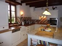 Handmade Solid Wood Kitchens And Furniture, fitted or freestanding