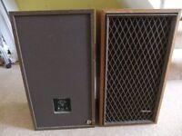 Hi Fi Realistic Freestanding Speakers 100W 2 pairs