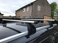 Exodus Roof Rails and FootPack