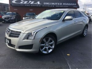 2014 Cadillac ATS 2 L Turbo | AWD | NO ACCIDENTS | CAMERA ...
