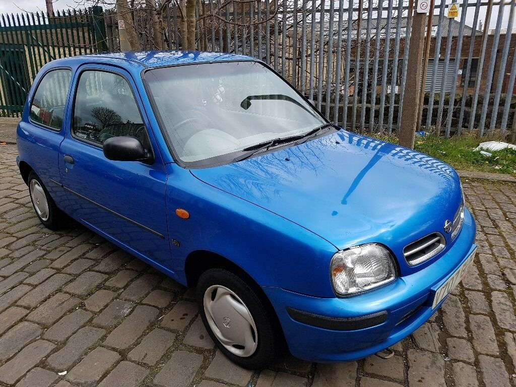 GENUINE 27K 1999 V REG NISSAN MICRA 1 .0 IDEAL FIRST CAR | in ...