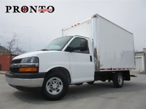 2017 Chevrolet Express 3500 3500 ** Cube 12 pieds **