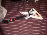 Xbox 360 guitar