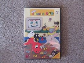 Jolly Phonics DVD and Jolly Readers Level 1 Reading Books