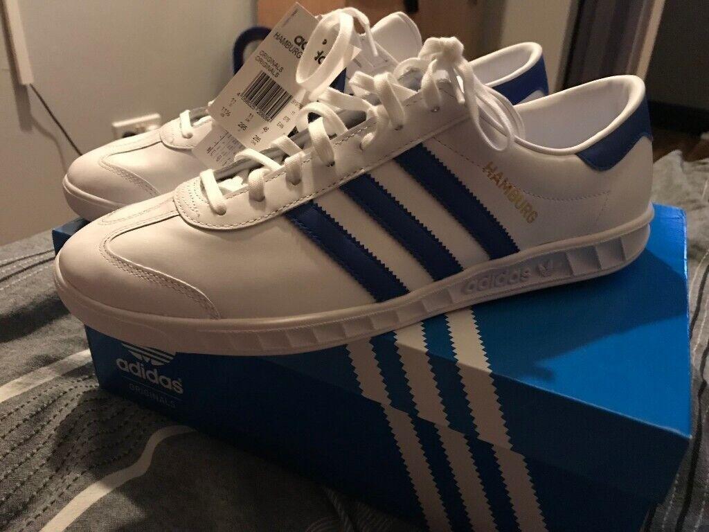 7aad78817 Adidas Hamburg - Size 11