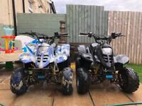 3 quads for sale