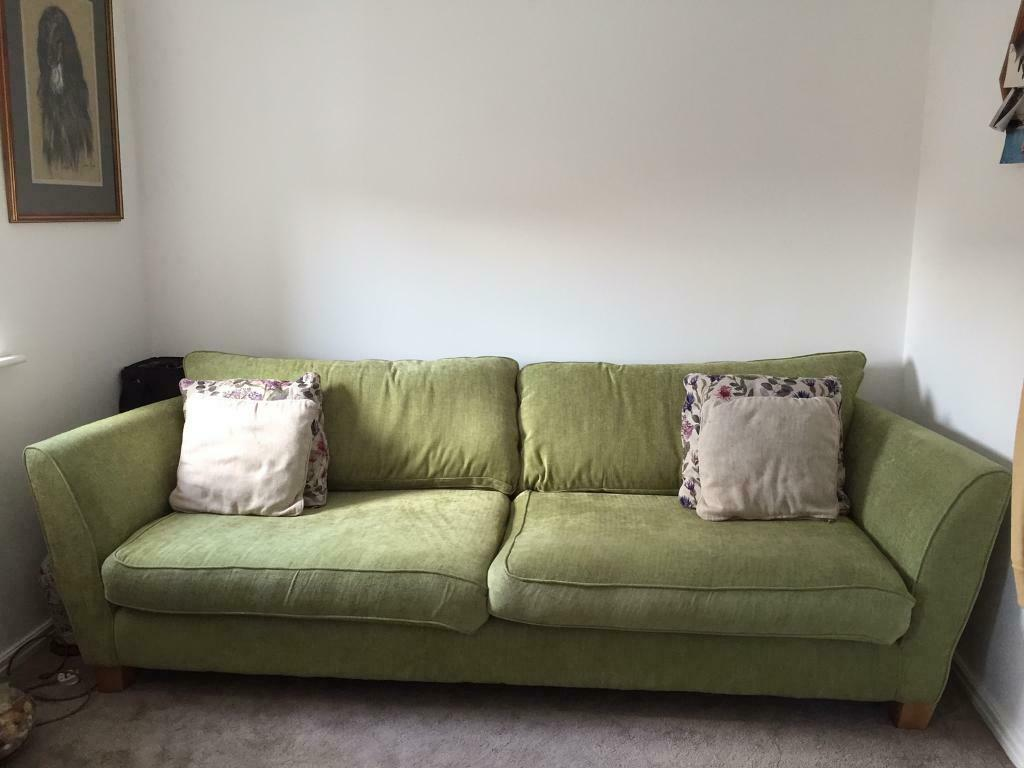 Swell 4 Seater Sofa From Sofology For Sale Including Cushions Plus Delivery In Crofton West Yorkshire Gumtree Inzonedesignstudio Interior Chair Design Inzonedesignstudiocom