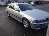 Bmw E39 525i Sport ( Please Read Add Carefully )11 months Mot