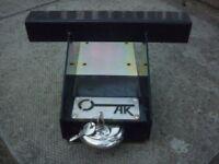 garage door defender system HEAVY DUTY SECURITY LOCK