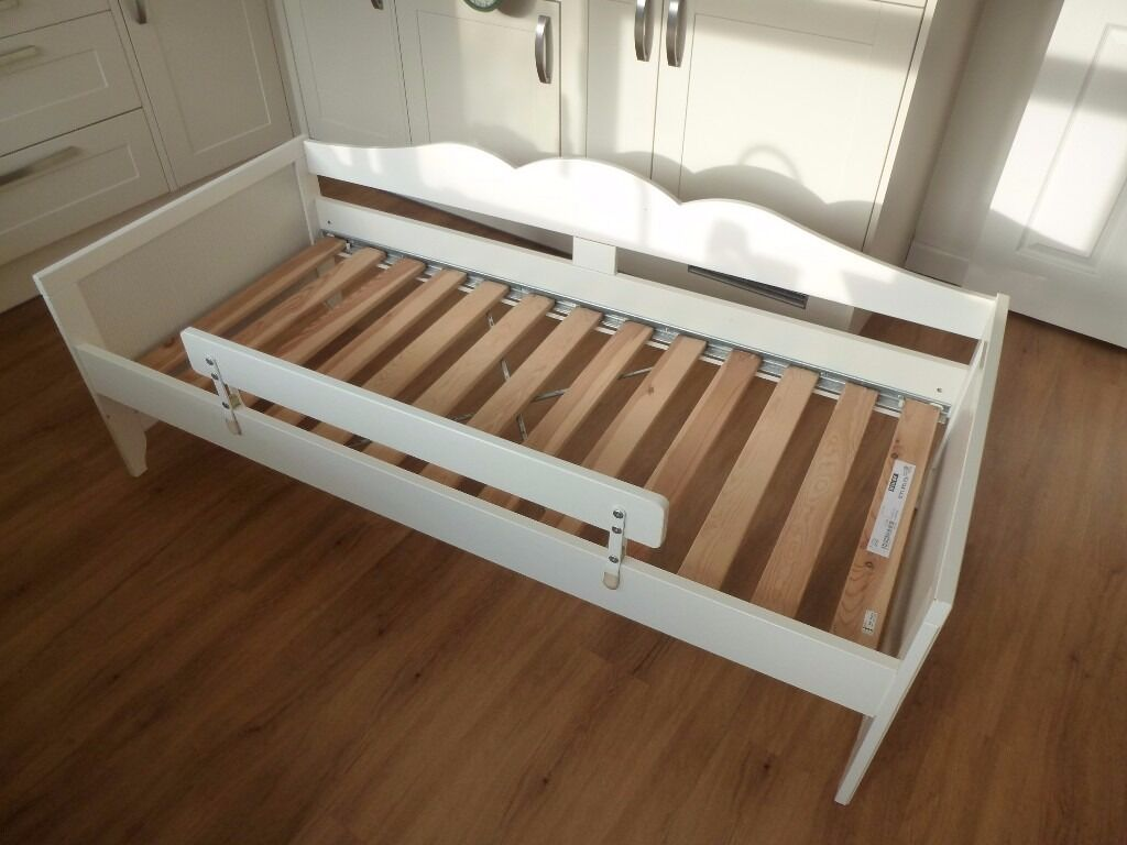 ikea hensvik childrens bed or sofa with sultan lade slats. Black Bedroom Furniture Sets. Home Design Ideas