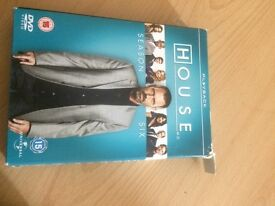 House Season 6 DVD boxset