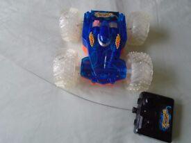 Wireless Remote Control Stunt Car