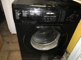 Black bush washing machine...So Cheap ..Free Delivery