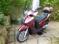 HONDA SH 300 ABS Scooter * 1245 miles * 2009