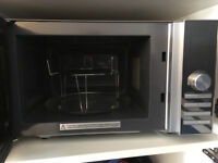 KENWOOD 23 Litre Stainless Steel Combination Microwave