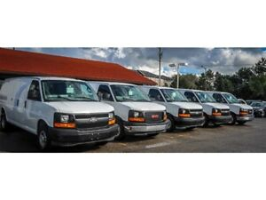 2017 Chevrolet Express 2500 Extended $199.00 bi-weekly